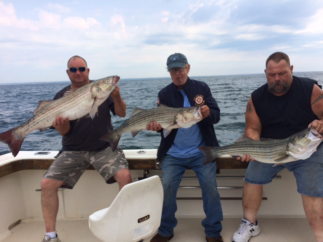 Aces Wild Rhode Island Deep Sea Fishing Charter