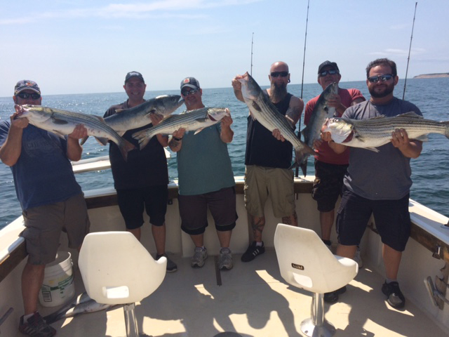 Point Judith Fishing Charter July 14, 2018