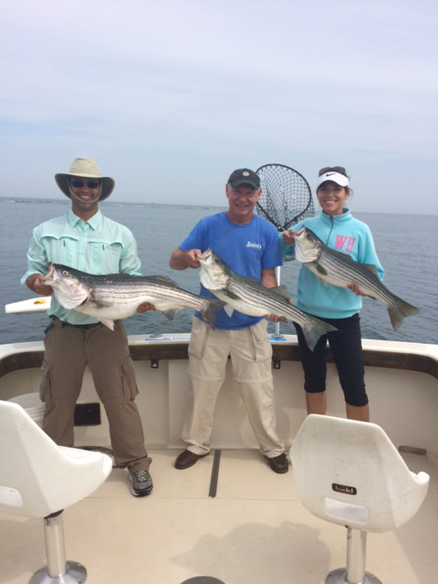 Point Judith Deep Sea Fishing Charter