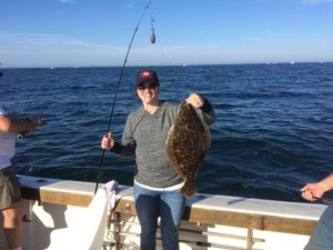 ri charter fishing for fluke