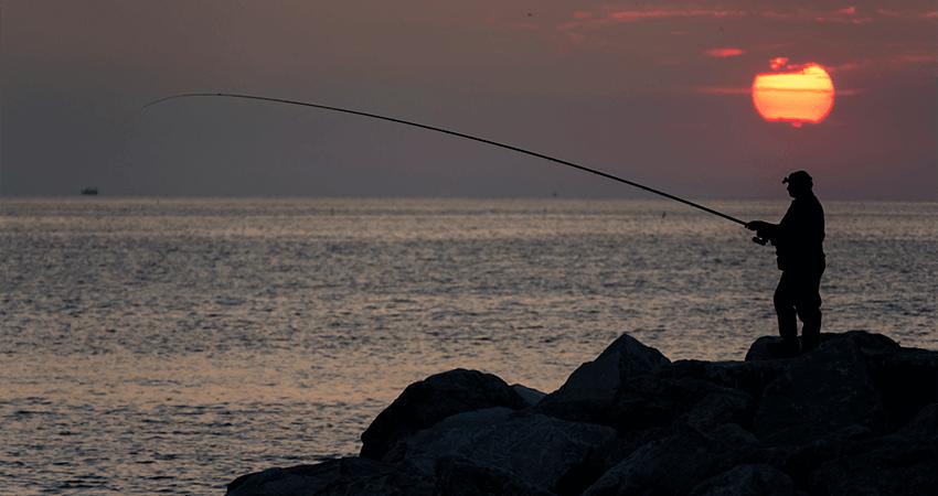 Fluke Fishing in Rhode Island