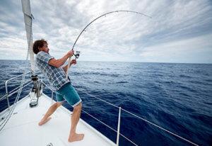 flounder fishing charter