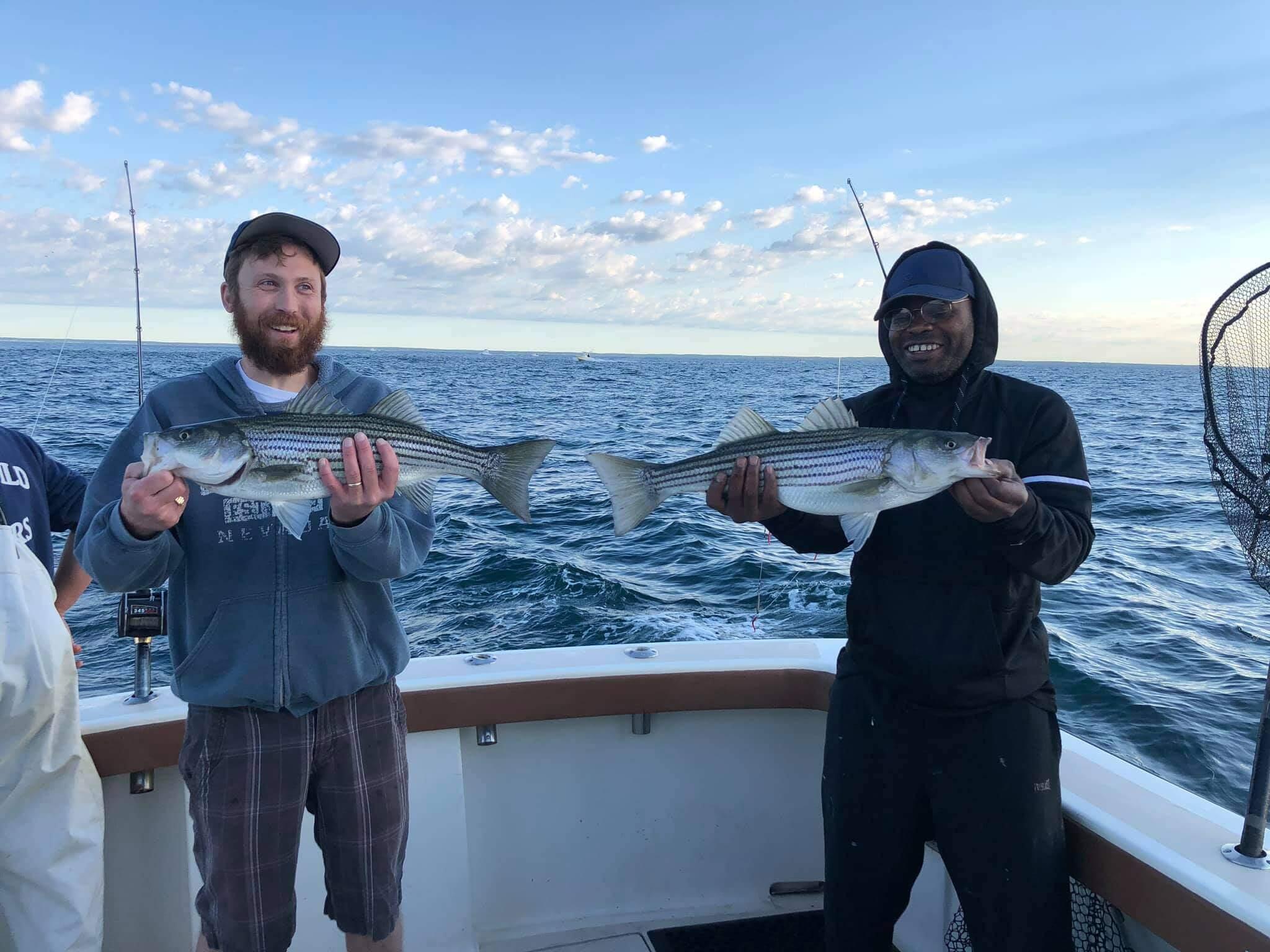 Rhode Island Fishing Charter