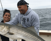 aces wild july block island flounder fishing charters update