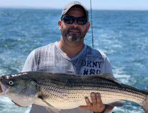 A Rhode Island Fishing Charter that Packs a Punch!